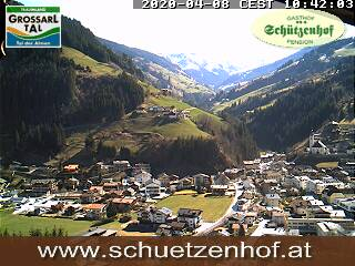 Webcam Grossarl Schuetzenhof