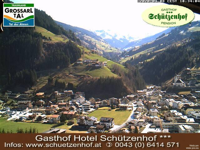 Webcam Schuetzenhof Großarl